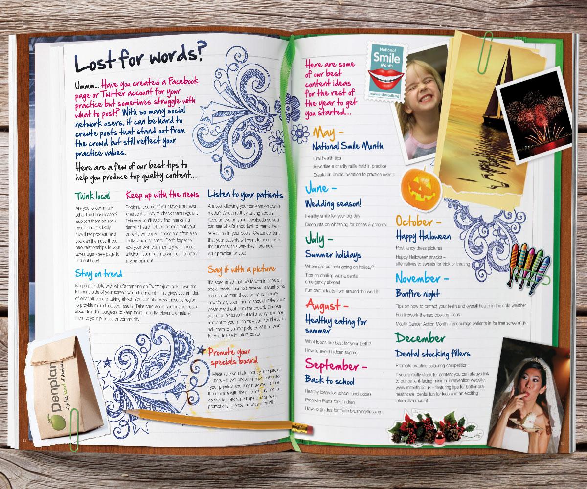 Graphic Design - magazines