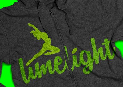 Limelight logo and Hoodie 1200x1000